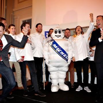 GUIDE: Michelin Restauranterne i København