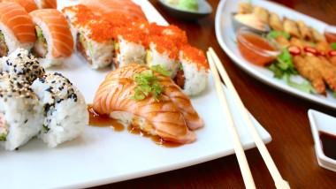 Åbningstilbud på luksus sushi