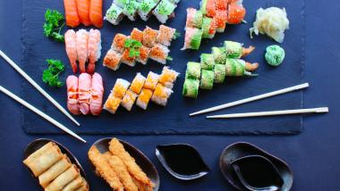 Tilbud på luksussushi fra Frederiksbergs nye sushirestaurant Akiba – TESTET AF URBANGUIDE