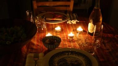 Top 10 romantiske restauranter