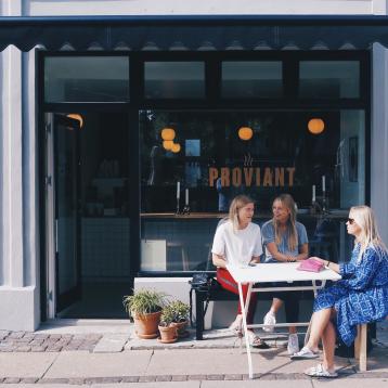 Top 10 caféer Østerbro