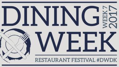 Top 10 Dinning Week 2017