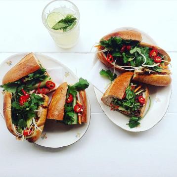 Byens 5 bedste sandwich