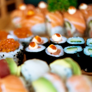 Derfor skal du ikke bestille sushi rolls