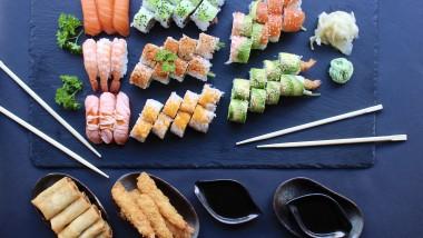 Luksus-sushi på Frederiksberg