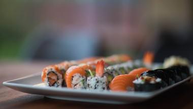 Verdensklasse sushi i Hellerup – vælg imellem 2 menuer.