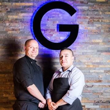 Restaurant G:  G for gourmet, gejst og Gina