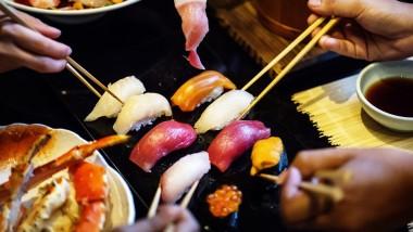 Top 10 sushi