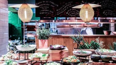 Børn spiser gratis på Madklubbens nye restaurant i vinterferien