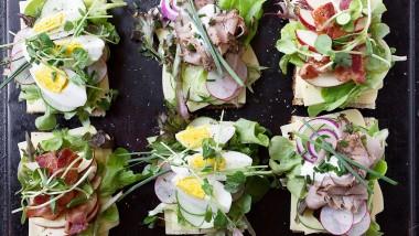 Top 10 smørrebrød i København