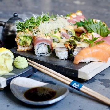 Kødbyen er gået i fisk: Nyåbnet sushiværksted leverer rå madkærlighed