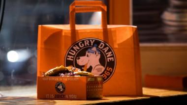 Valgfri gourmetburger hos en af Københavns bedste burger pushere!