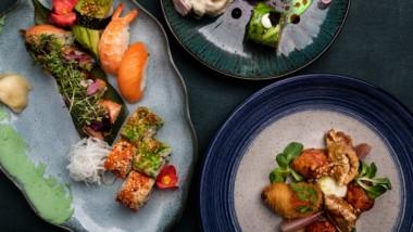 Nordisk-japansk 'Taste of UMA' fusionsmenu på anmelderrost perle i Nansensgade-kvarteret