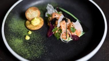 NYHED: Fusionskøkkenet UMA inviterer på 6-retters autentisk japansk inspireret menu