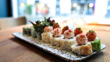 Top 10 sushi – Februar 2019