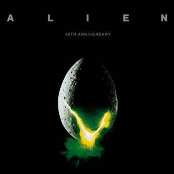 Alien 40 års jubilæum (uden undertekster)