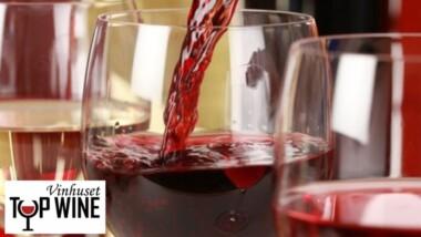 Årets julegaveidé: Afhold en professionel vinsmagning for op til 8 pers. arrangeret af Top Wine