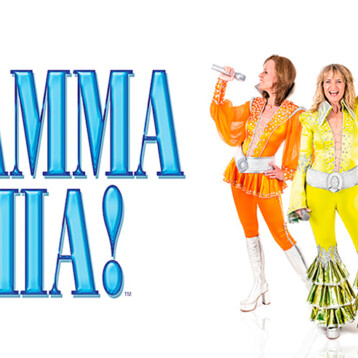 Megasuccesen MAMMA MIA! er tilbage i Tivolis koncertsal