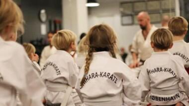 Nyhed: Karate- eller yogatræning i 1 måned hos Tiger Sport Copenhagen i Kbh V Køb