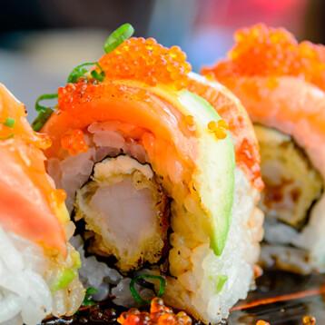 Top 7 sushi-steder i Aarhus