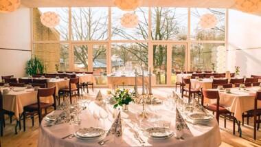 Ophold for 2 på Sdr. Omme Hotel & Kro inkl. 3-retters menu, vin ad libitum og morgenmad