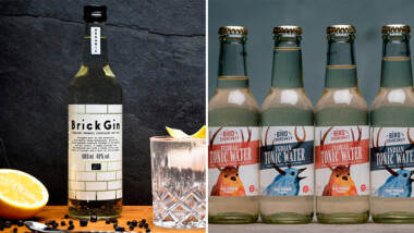 Perfekt til fars dag: Glæd ham eller en anden gin-elsker med en Gin & Tonic smagekasse inkl. fragt