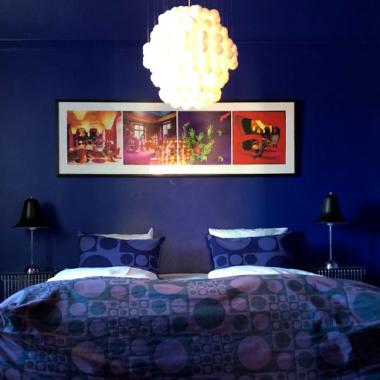 En æstetisk smuk designoplevelse på Hotel Alexandra