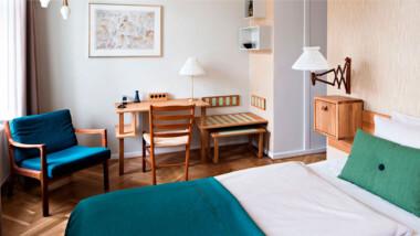 Ophold for 2 på anmelderroste Hotel Alexandra i København