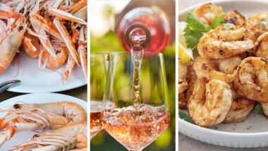 Den perfekte takeaway menu med skaldyr fra Seafood 'n' Tapas i Ølstykke – inkl. levering