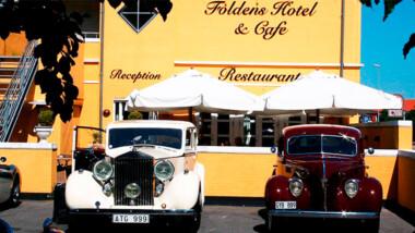 Ophold for 2 på Foldens Hotel i Skagen med middag, velkomstdrink og morgenbuffet
