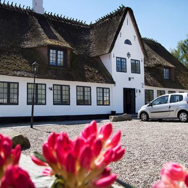Hotelophold Benniksgaard