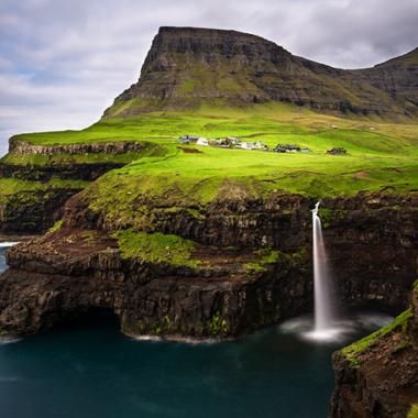 pakkerejse Færøerne