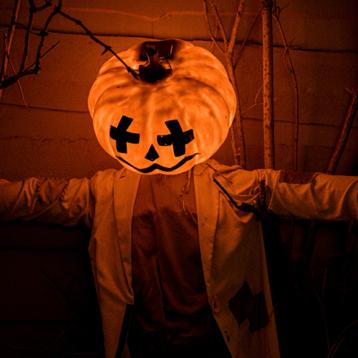 5 uhyggelige Halloween-aktiviteter