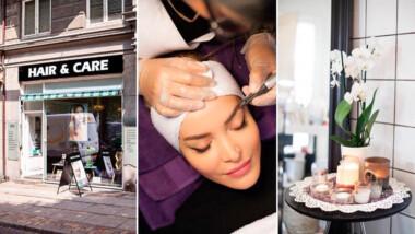 Permanent make-up på Frederiksberg hos Hair & Care i København
