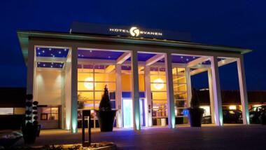 Ophold for 2 på 4 stjernet hotel i Billund inkl. 3-retters gourmetmiddag, bobler og morgenbuffet